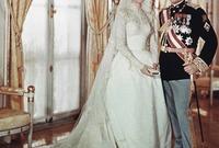 توفيت الأميرة غريس كيلي  زوجة الأمير رينيه الثالث أمير موناكو في 14 سبتمبر 1982 في حادث سيارة