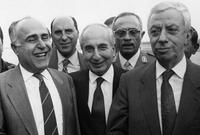اغتيل في حادث انفجار  استهدف موكبه  بعد 17 يوما من انتخابه رئيساً للجمهورية اللبنانية بعد اتفاق الطائف في 5 نوفمبر 1989