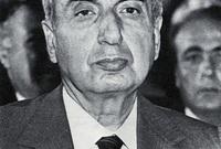 رينيه معوض أول رئيس لبناني بعد «الطائف»