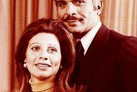 الملكة علياء زوجة ملك الأردن الحسين بن طلال الثالثة