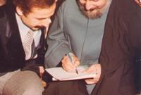 صور نادرة للإمام موسى الصدر في شبابه