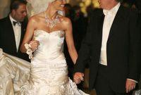 تزوجت الرئيس الأمريكي السابق دونالد ترامب في يناير عام 2005