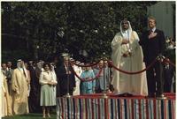 الملك فهد مع الرئيس الأمريكي جيمي كارتر