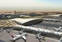 افتتح عدد من المطارات في مناطق السعودية مثل مطار الملك خالد الدولي في الرياض