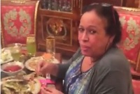 عُرف عنها أنها طباخة ماهرة وتحب الأكل المصري على وجه الخصوص مثل الكشري وكباب الحلة