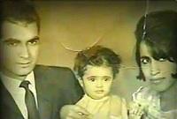 صورة نادرة لحياة الفهد وزوجها وابنتها