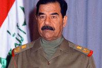 """اشتهر صدام بامتلاكه لأعلى رتبة عسكرية وهي """" مهيب الركن """" رغم كونه لم يتخرج من أي أكاديمية أو كلية عسكرية"""