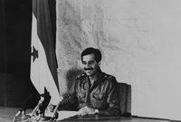 أول حاكم عربي يقوم بقصف إسرائيل بصواريخ حربية خلال حرب الخليج الثانية عام 1991 لكن إسرائيل لم تقم بالرد حتى لا تشتعل الحرب