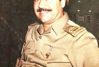 خاض العراق عدة حروب في عهده منها حرب الخليج الأولى مع إيران والثانية ضد التحالف الدولي لتحرير الكويت بجانب الغزو الأمريكي لبلاده