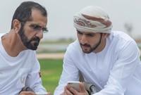 هو الابن الثاني للشيخ محمد بن راشد آل مكتوم نائب الرئيس ورئيس مجلس وزراء الإمارات العربية المتحدة وحاكم إمارة دبي، ووالدته هي الشيخة هند بنت مكتوم بن جمعة