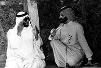 """كما رفض مقاطعة مصر بعد اتفاق السلام مع إسرائيل قائلًا : """" لا يمكن أن يكون للأمة العربية وجود بدون مصر"""""""