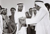 حكم الشيخ زايد إمارة أبو ظبي لمدة 38 عامًا وحكم الإمارات كرئيس لها لمدة 32 عامًا كأحد أطول الحكام العرب من حيث فترة الحكم