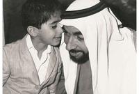توفي الشيخ زايد في الـ 2 من نوفمبر عام 2004