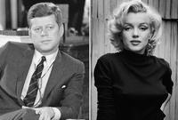 انتشرت شائعات كثيرة عن وجود علاقة غرامية بينه وبين الممثلة الشهيرة مارلين مونرو، وخصوصًا عندما غنّت له بمناسبة عيد ميلاده
