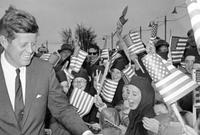 في السنة الثالثة من رئاسته عام 1963  قرّر زيارة ولاية تكساس رغم وصول الكثير من التهديدات للبيت الأبيض قبل أن يقوم بتلك الزيارة