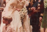 تزوجت ديانا من الأمير تشارلز وهو وريث عرش بريطانيا في 29 يوليو 1981 واعتبره البعض زفاف القرن