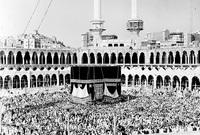 قديما كان عناء الحجاج من درجات الحرارة العالية والرحلات الطويلة والتضاريس مشقة وتعب خلال أداء ركن من أركان الإسلام بالمقارنة بما نشهده الآن