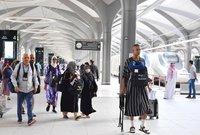 وهو عبارة عن خط سكة حديدية كهربائي يربط بين منطقتي مكة المكرمة والمدينة المنورة خلال 120 دقيقة فقط