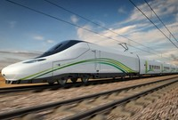 سرعة تشغيلية تصل إلى 300 كلم/ساعة وبطاقة استيعابية تبلغ 60 مليون مسافر سَنَوِيًّا