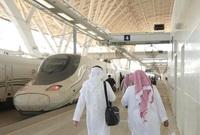 يُعد أول وأسرع قطار في الشرق الأوسط وشمال أفريقيا