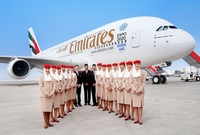 """كان الشخص الأبرز في تأسيس """" طيران الإمارات """" وقيادتها للعالمية حتى أصبحت من أفضل شركات الطيران في العالم"""