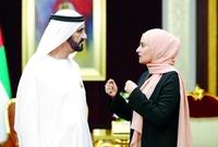 كما يعتبر أحد كبار دعاة المساواة بين الرجل والمرأة، ويحرص على إعطاء المرأة في دبي المناصب القيادية والأدوار المهمة من منطلق إيمانه بها، كما أطلق العديد من المبادرات لتمكينها في المجتمع.