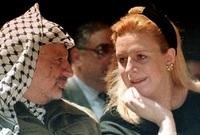 اللقاء الأول الذي جمع سهى بالزعيم الفلسطيني ياسر عرفات كان في عام 1985 في الأردن