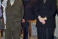 بعدها تم تعين سهى مسئولة العلاقات العامة في منظمة التحرير الفلسطينية التي كانت تتخذ من تونس مقرا لها ،ثم أصبحت مستشارة أبو عمار لشئون الاقتصاد