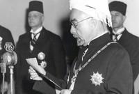 كان لا يمانع تواجدهم في فلسطين شرط أن يتم إعتبارهم كـ«أقلية» يعيشون تحت مظلة الحكم العربي للأراضي