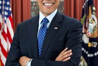 وفي 5 نوفمبر عام 2008 دخل أوباما التاريخ بعد نجاحه في الانتخابات الأمريكية ليصبح أول رئيس أمريكي من أصل أفريقي يتولى هذا المنصب ويصبح الرئيس رقم 44 للولايات المتحدة الأمريكية