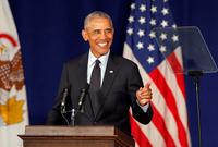 أشيع عن أوباما أنه مسلم الديانة لكون والده مسلم وفي استفتاء تم إجراؤه بين عدة ألوف من الأمريكيين بعد فوزه بالرئاسة كان أكثر من 35% من الأمريكيين يعتقدون أنه مسلم بالفعل