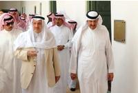 حيث طالب بإنشاء حكم دستوري برلماني في البلاد، وفصل أسرة آل سعود المالكة عن الحكم