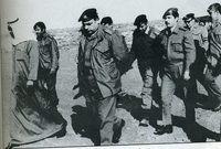 شاركت بقوتين أحدهما في الجيش المصري وأخرى في الجيش السوري وتم تدعيم الجيشين بعدة مدرعات ودبابات