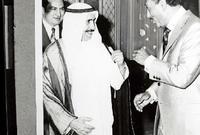 أمر الشيخ صباح سالم الصباح بإرسال سرب من طائرات هوكر هنتر يتألف من 5 طائرات وطائرتي نقل من طراز سي-130 هيركوليز وبقي في مصر حتى منتصف عام 1974