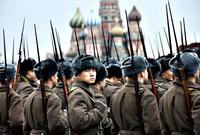 يمتلك الجيش الروسي تاريخ كبير في الحروب أبرزها مشاركته في الحرب العالمية الأولى والثانية