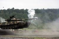 وتتميز الدبابات الروسية بامتلاكها قدرات تدميرية هائلة جعلتها تتفوق في بعض الأحيان على الدبابات الأمريكية ذات التكنولوجية العالية