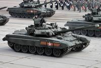 ويمتلك الجيش الروسي أكبر كمية دبابات لدى جيش في العالم حيث تتجاوز الـ 17 ألف دبابة