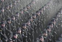 يصل تعداد الجيش الروسي إلى 900 ألف جندي بجانب 2.5 مليون في قوات الاحتياط
