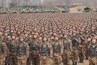 يعد أضخم جيش في العالم من حيث عدد القوات البرية التي تصل إلى 1.6 مليون جندي بجانب 2.2 مليون جندي في قوات الاحتياط وخاض العديد من الحروب أبرزها الحرب العالمية الثانية