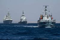 ويمتلك الجيش الإسرائيلي سلاح بحري قوي رغم أنه ليس بقوة باقي الأسلحة الأخرى حيث لا تعد اسرائيل من الدول التي تتمتع بأسطول بحري قوي