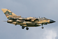 تمتلك السعودية أحد أقوى منظومات الأسلحة في العالم حيث تمتلك سلاح جوي متطور للغاية يعتمد على منظومة التسليح الأمريكي أبرزها مقاتلة اف 15
