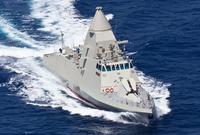 كما تمتلك أسطول قوي معتمد على التسليح الأمريكي والغربي من أجل حماية سواحلها