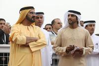 حمدان بن محمد بن راشد بن سعيد ال مكتوم ولد في (14 نوفمبر 1982) وهو ولي عهد دبي ورئيس المجلس التنفيذي لإمارة دبي