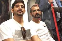 وهو الابن الثاني لمحمد بن راشد آل مكتوم نائب رئيس الدولة رئيس مجلس الوزراء حاكم دبي وأمه هي الشيخة هند بنت مكتوم .