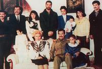 عادت مع زوجها إلى العراق عام 1996 بعد عفو صدام حسين عنه لكن تم اغتيال زوجها على يد عشيرته بعد أيام من عودته للعراق
