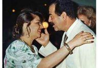 تأثرت كثيرًا بشخصية والدها صدام وتحرص على الإحتفال بذكرى ميلاده ووفاته كل عام