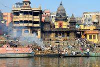 كانت المدينة مركز ثقافي وديني في شمال الهند لعدة آلاف من السنين