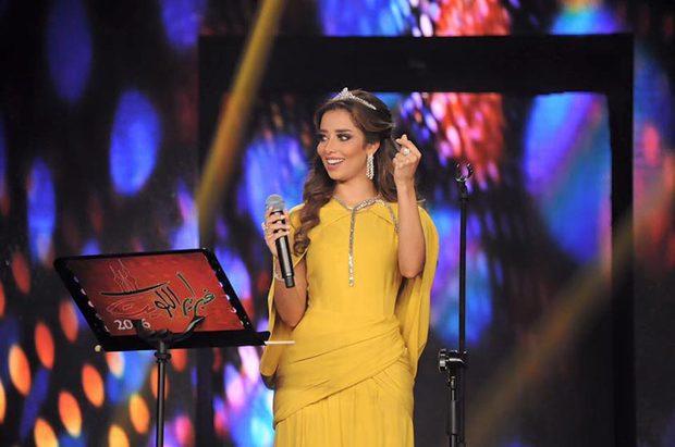 بلقيس فتحي، مغنية يمنية مستقرة في الإمارات من مواليد 20 أكتوبر 1988