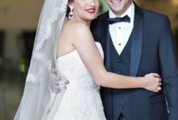 صور من حفل زفاف إياد نصار على زوجته المصرية شيماء