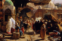 نجحت سياسة الجمالي في تنظيم شئون الزراعة في مصر وقامت مصر بحصاد محصولها الزراعي لتبدأ المجاعة في الانقشاع 